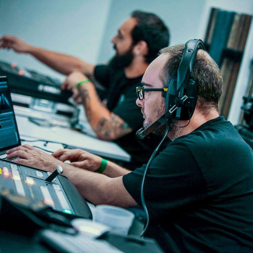 Adrien Poux -Réalisateur de directs