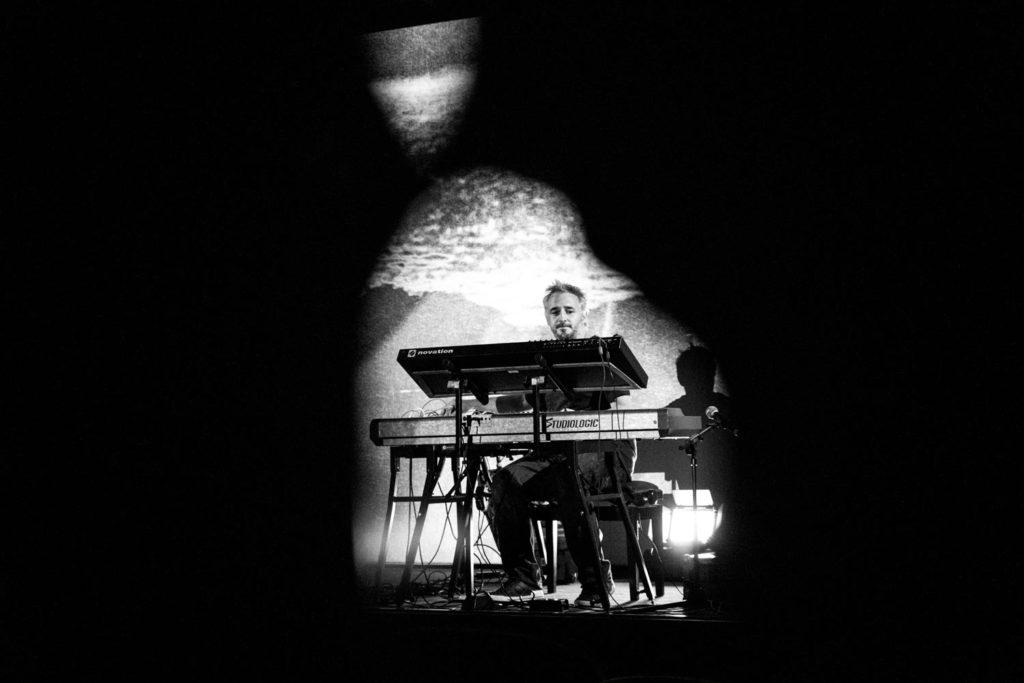 No Music No Life - Tom Terrien à l'American Cosmograph