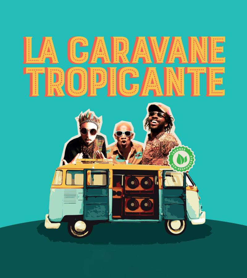 No Music No Life - La Caravane Tropicante au Festival Convivencia