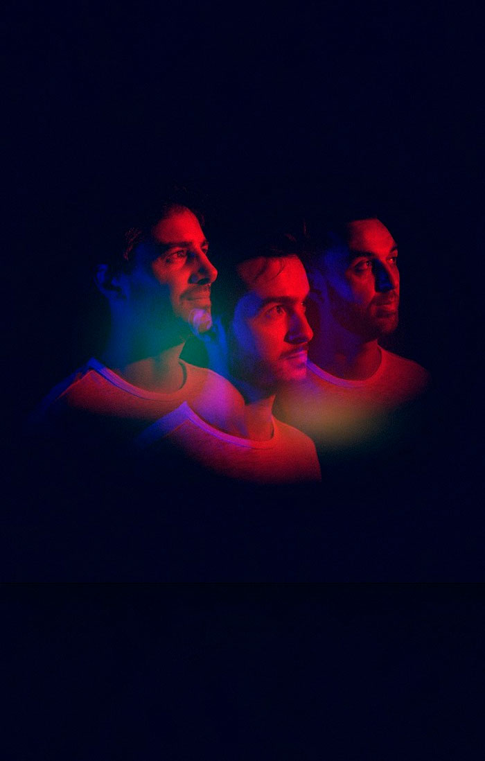 No Music No Life - Lorenzo Naccarato Trio